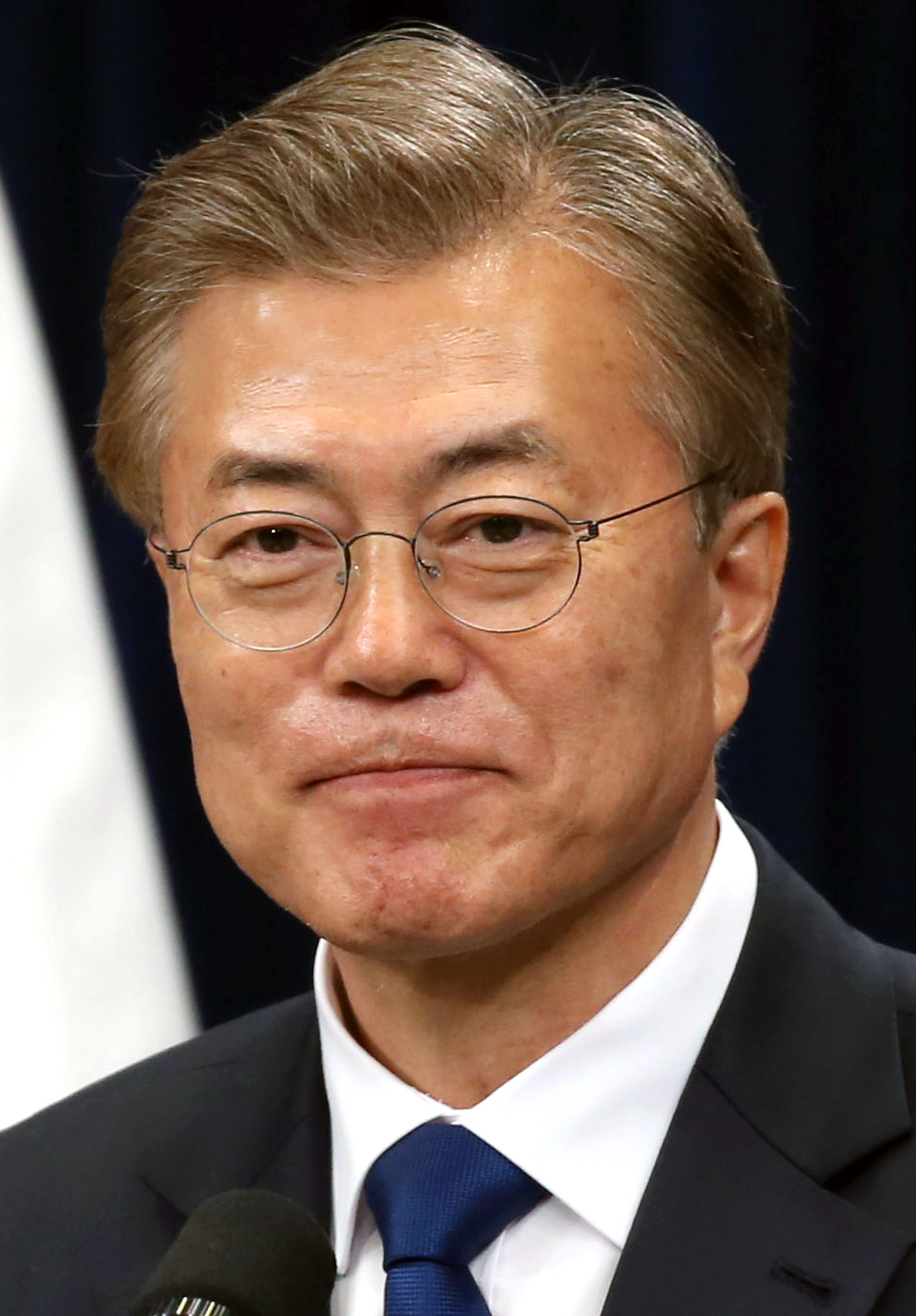 Moon Jae In -